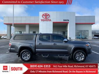 2016_Toyota_Tacoma_Limited_ Richmond KY