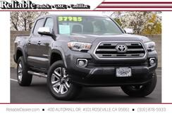 2016_Toyota_Tacoma_Limited_ Roseville CA