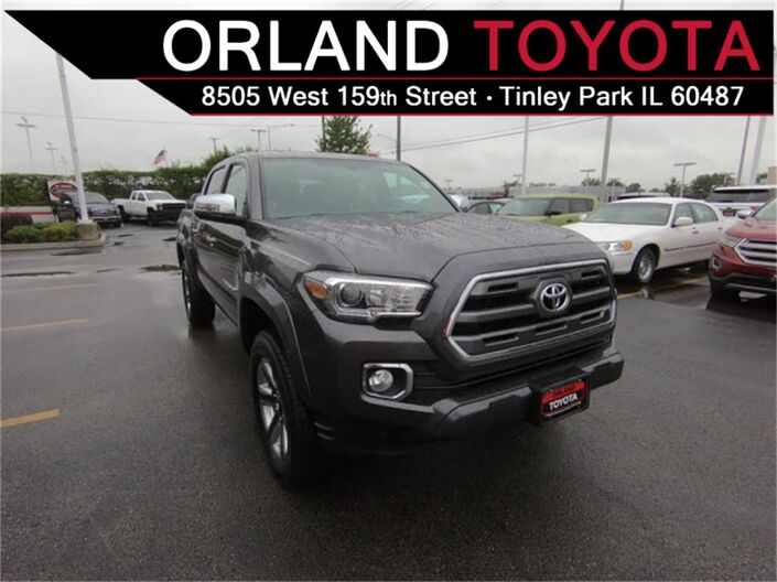 2016 Toyota Tacoma Limited Tinley Park IL