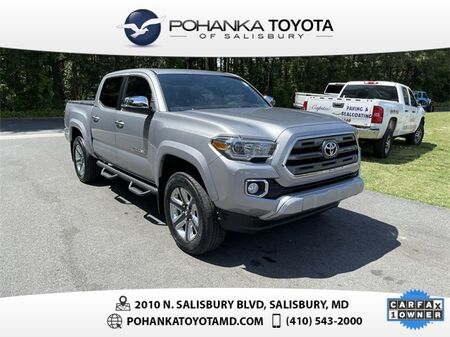 2016_Toyota_Tacoma_Limited V6_ Salisbury MD