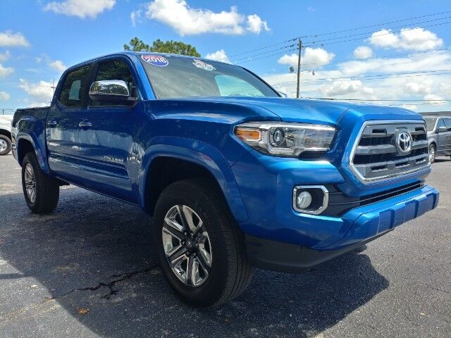 2016 Toyota Tacoma Limited Fort Myers FL