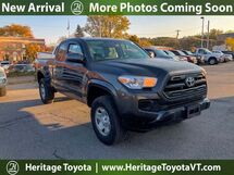 2016 Toyota Tacoma SR South Burlington VT