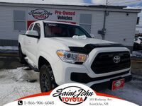 2016 Toyota Tacoma SR+ With Air & Cruise