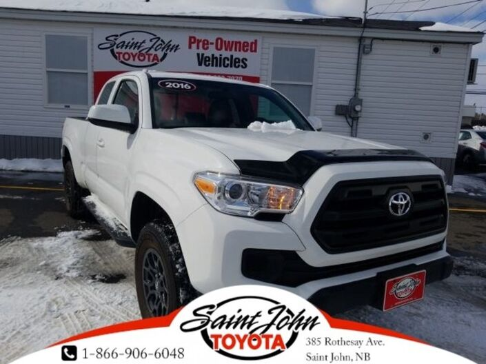 2016 Toyota Tacoma SR+ With Air & Cruise Saint John NB