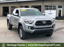 2016 Toyota Tacoma SR5 4WD Access Cab V6 AT South Burlington VT