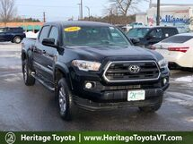 2016 Toyota Tacoma SR5 4WD Double Cab LB V6 AT South Burlington VT