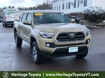 2016 Toyota Tacoma SR5 4WD Double Cab V6 AT South Burlington VT