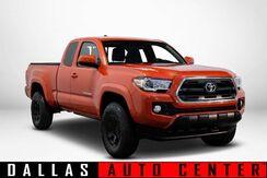 2016_Toyota_Tacoma_SR5 Access Cab I4 6AT 2WD_ Carrollton TX