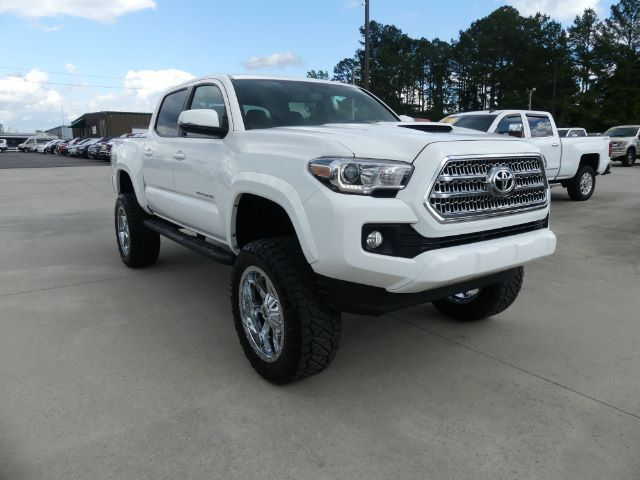 2016 Toyota Tacoma SR5 Double Cab Long Bed V6 6AT 4WD Cullman AL