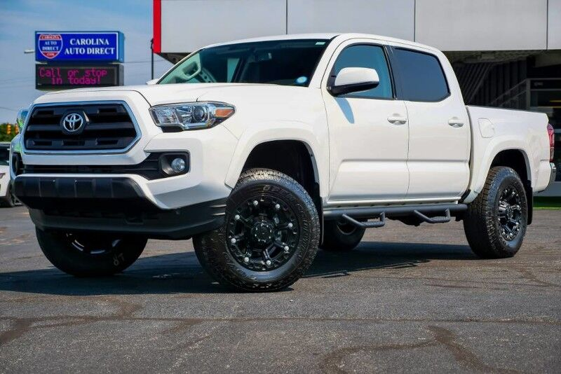 2016 Toyota Tacoma Lifted >> 2016 Toyota Tacoma Sr5 Lifted W Tow Package