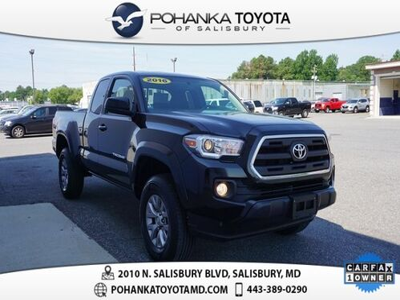 2016_Toyota_Tacoma_SR5_ Salisbury MD