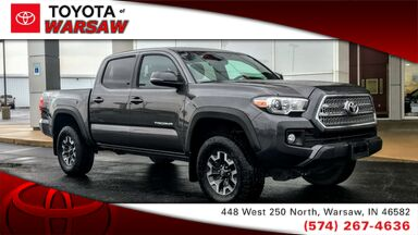 2016_Toyota_Tacoma_SR5_ Warsaw IN