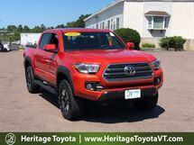 2016 Toyota Tacoma TRD Off-Road 4WD Double Cab V6 AT South Burlington VT