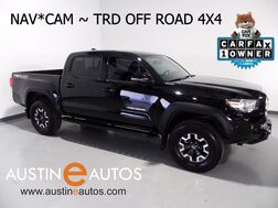 2016_Toyota_Tacoma TRD Off Road 4X4_*NAVIGATION, BACKUP-CAMERA, TOUCH SCREEN, ALLOYS, BLUETOOTH PHONE & AUDIO_ Round Rock TX