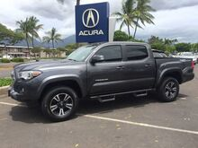 2016_Toyota_Tacoma_TRD Off Road 4x2 4dr Double Cab 5.0 ft SB_ Kahului HI