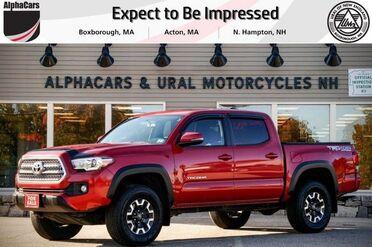 2016_Toyota_Tacoma_TRD Off Road_ Boxborough MA