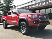 2016_Toyota_Tacoma_TRD Off Road_ Georgetown KY