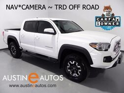 2016_Toyota_Tacoma TRD Off Road_*NAVIGATION, BACKUP-CAMERA, TOUCH SCREEN, ALLOYS, BLUETOOTH PHONE & AUDIO_ Round Rock TX
