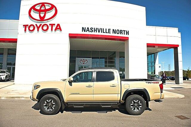 2016 Toyota Tacoma TRD Off Road Nashville TN