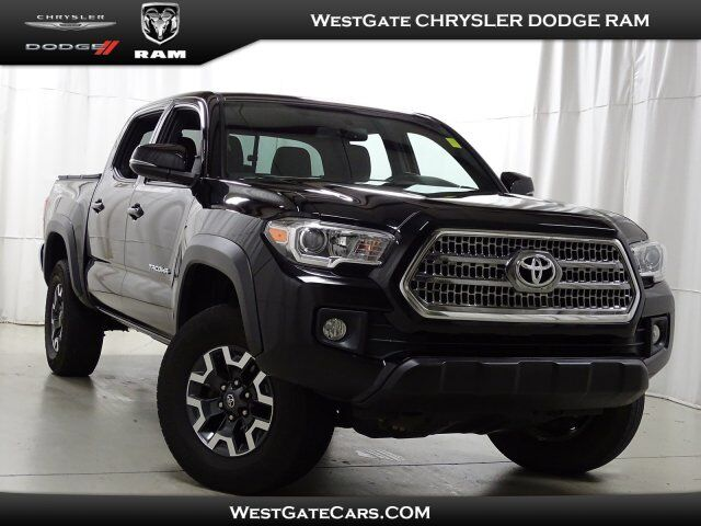 2016 Toyota Tacoma TRD Off Road Raleigh NC