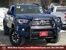 2016 Toyota Tacoma TRD Off-Road White River Junction VT