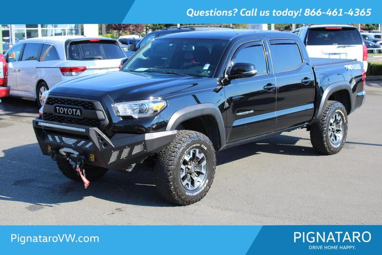 2016 Toyota Tacoma TRD Offroad Everett WA