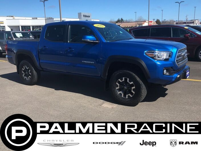 2016 Toyota Tacoma TRD Offroad Racine WI
