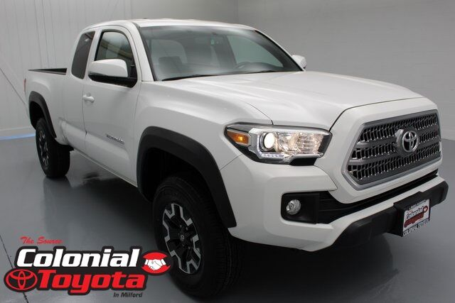 2016 Toyota Tacoma TRD Offroad Milford CT