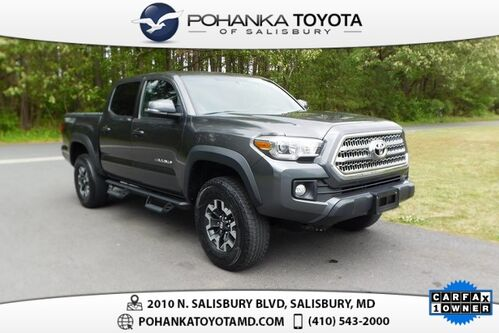 2016_Toyota_Tacoma_TRD Offroad_ Salisbury MD