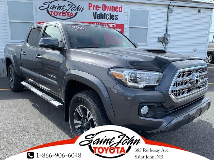 2016 Toyota Tacoma TRD Reduced!!!! Saint John NB