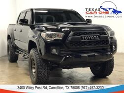 2016_Toyota_Tacoma_TRD SPORT DOUBLE CAB 4WD AUTOMATIC BLIND SPOT ASSIST LANE CHANGE_ Carrollton TX