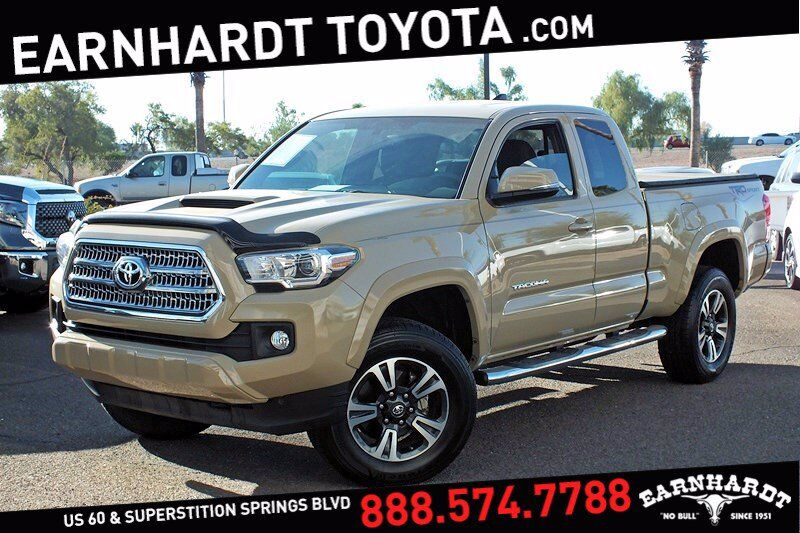 2016 Toyota Tacoma TRD Sport 2WD Access Cab *Looks Great!*