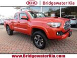 2016 Toyota Tacoma TRD Sport 4WD Access Cab, Premium Pkg, Technology Pkg, Tow Pkg, Navigation, Rear-View Camera, Blind Spot Monitor, Heated Front seats, HID Headlights, 17-Inch Alloy Wheels,