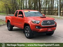 2016 Toyota Tacoma TRD Sport 4WD Access Cab V6 AT South Burlington VT