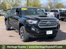 2016 Toyota Tacoma TRD Sport 4WD Double Cab V6 AT South Burlington VT