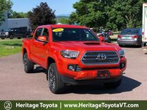 2016 Toyota Tacoma TRD Sport 4WD Double Cab V6 MT South Burlington VT