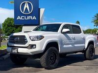 Toyota Tacoma TRD Sport 4x4 4dr Double Cab 5.0 ft SB 6A 2016