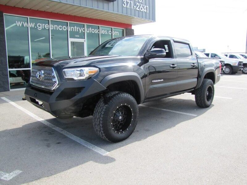 2016 Toyota Tacoma TRD Sport 4x4 Collinsville OK