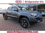 2016 Toyota Tacoma TRD Sport Double Cab 4WD, Navigation, Rear-View Camera, Touch-Screen Audio, Bluetooth Technology, Sport Front Seats, HID Headlights, 17-Inch Alloy Wheels,
