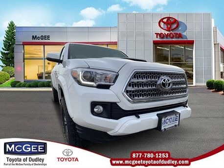 2016_Toyota_Tacoma_TRD Sport_ Dudley MA