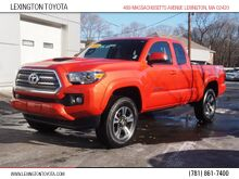 2016_Toyota_Tacoma_TRD Sport_ Lexington MA