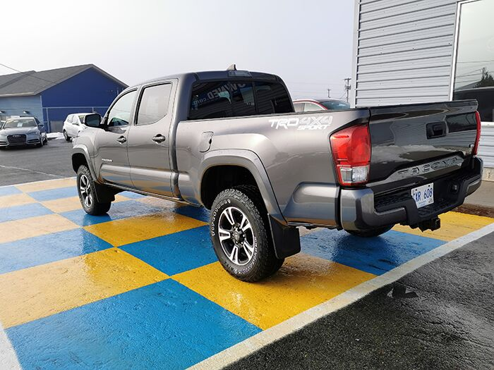 2016 Toyota Tacoma TRD Sport Mount Pearl NL