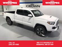 2016_Toyota_Tacoma_TRD Sport/Navigation/Rear view camera/One owner_ Winnipeg MB