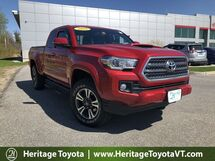 2016 Toyota Tacoma TRD Sport South Burlington VT