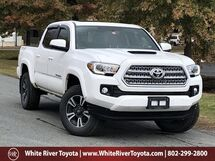 2016 Toyota Tacoma TRD Sport White River Junction VT