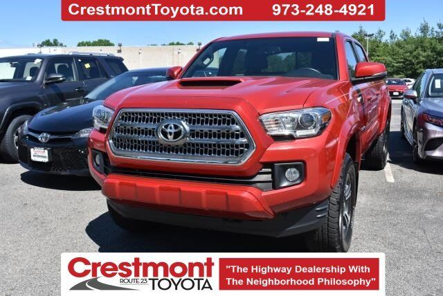 2016 Toyota Tacoma Truck TRD Sport 4X4 Double Cab Long Bed Pompton Plains NJ