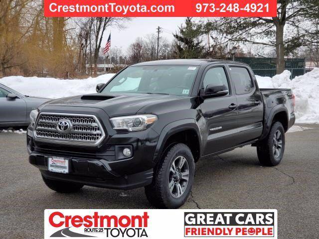 2016 Toyota Tacoma Truck TRD Sport Pompton Plains NJ