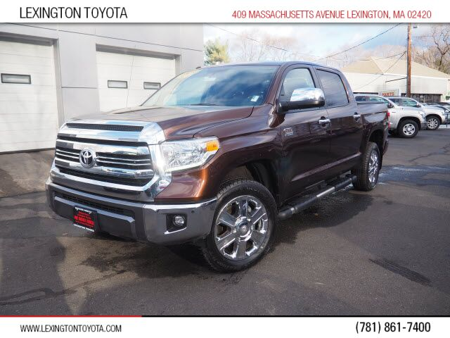 2016 Toyota Tundra 1794 Edition Lexington MA