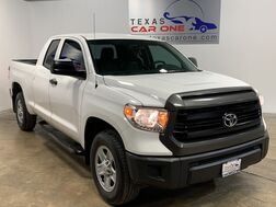 2016_Toyota_Tundra 2WD Truck_4.6L V8 DOUBLE CAB TOWING PACKAGE LEATHER SEATS REAR CAMERA BLUE_ Addison TX
