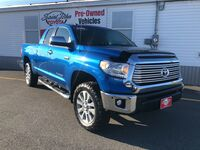 2016 Toyota Tundra 4WD Double Cab 146  5.7L Limited